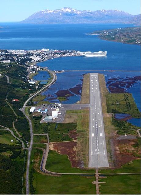 Akureyri Airport Visit Akureyri - Airports in iceland